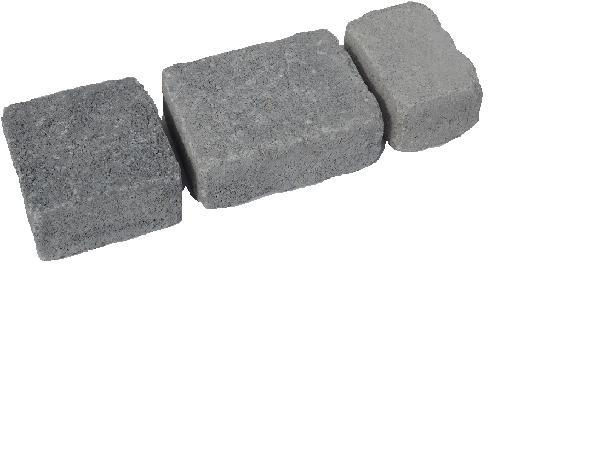Pavé LES ALPILLES vieillie multiformat Ep.6cm lauzière