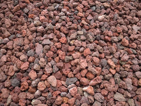 Paillage minéral terre cuite 10/25mm sac 20 L