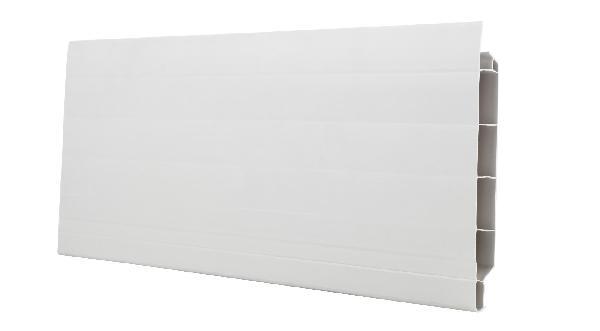Raccord pliable coin intérieur/extérieur blanc 103 6,00m