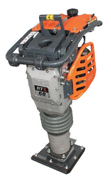 Pilonneuse essence RTX68-GX100 3Cv 70Kg