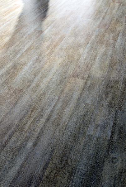 Sol vinyle HYDROCORK claw silver oak 06x145x1225mm