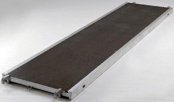 Planchers R08-C3000X730 alu/bois lot 3