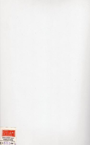 Panneau stratifié contrebalancement 101 blanc 0,8mm 3050x1300mm