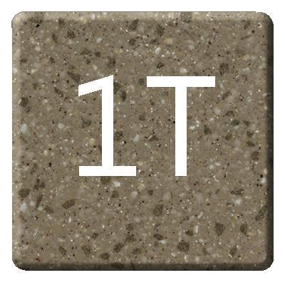 Panneau résine 760x1220mm V-KORR cinder granite 12.3mm