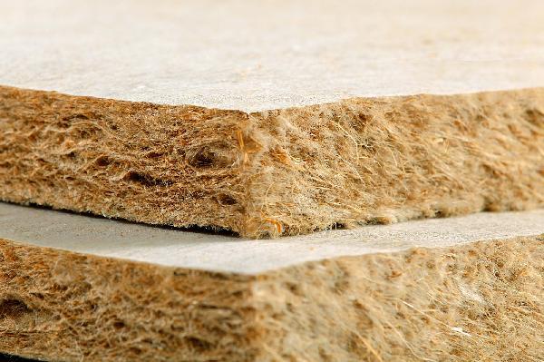 Panneau fibre de bois ISONAT FLEX 55+ H 40mm 122x60cm par 15 R=1,1