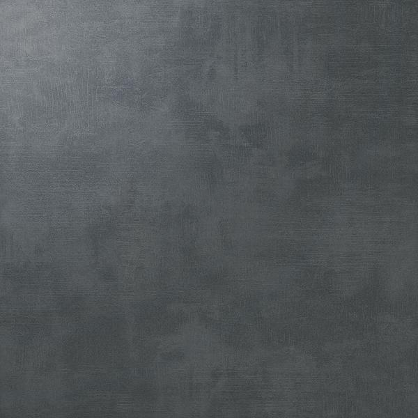 Carrelage BETON noir polie 60x60cm Ep.9,2mm