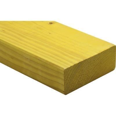Bois d'ossature sapin/épicéa traité classe 2 45x95mm 5,50m