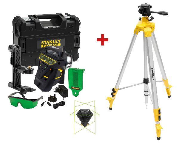 Niveau laser multi lignes x3g 360 adaptateur tvpm for Niveau laser interieur exterieur