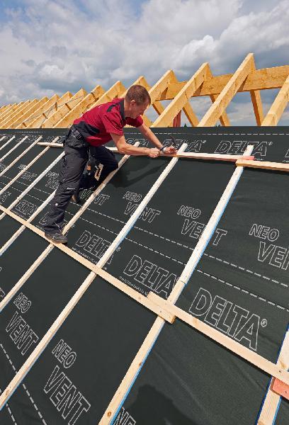 Ecran de sous toiture pour toiture pente NEO VENT HPV R2 50x1,50m