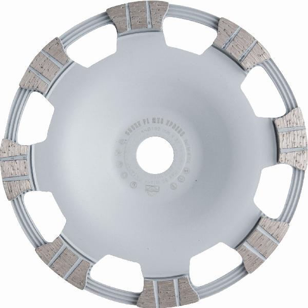 Surfaceuse SMD CGR125-220 Ø125mm + plateau SHOXX