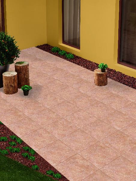 Carrelage terrasse jazz terre 45x45cm ep 7mm for Carrelage u3p3e3c2