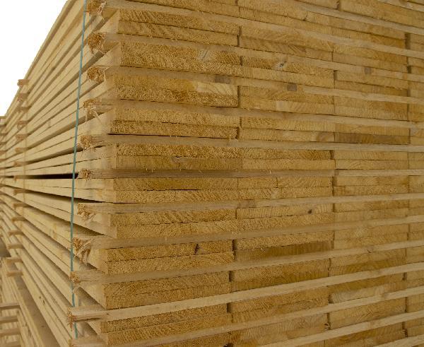 Volige mi bois sapin/épicéa traité CL2 14x185mm 4,50m