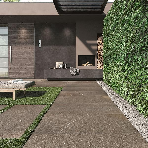 Carrelage terrasse ESPRIT 2.0 pietra iulia rectifié 60x120cm Ep.20mm
