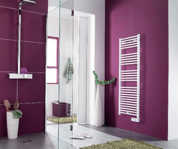 s che serviettes lectrique 2012 750w blanc nf. Black Bedroom Furniture Sets. Home Design Ideas