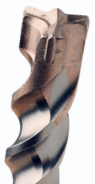 Foret marteau SDS + Ø18mm 610mm BOOSTER + spécial béton armé
