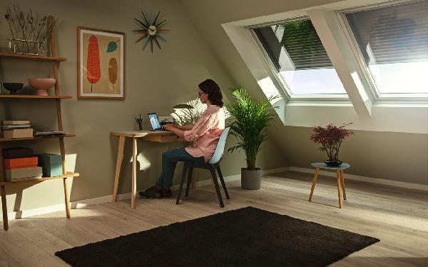 volet roulant solaire ssls mk08. Black Bedroom Furniture Sets. Home Design Ideas