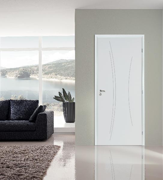 bloc porte alv olaire rec pr peint kaori 204x83 dp n olys 90x49. Black Bedroom Furniture Sets. Home Design Ideas