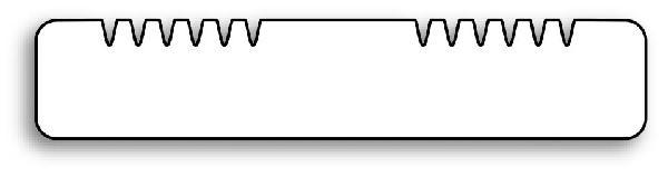 lame terrasse cumaru antid rapante 2 peignes 21x145mm 4 00m. Black Bedroom Furniture Sets. Home Design Ideas