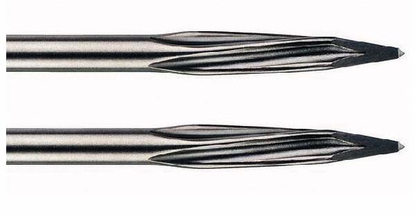 Marteau-perforateur GBH 5-40 DCE + 2 burins plats + 2 burins pointus