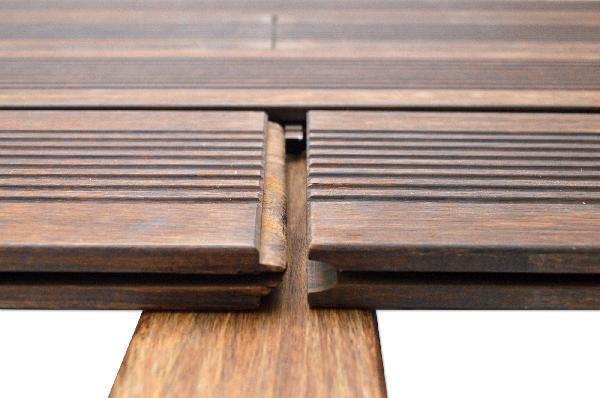 Lame réversible bambou 20x137mm 1,85m