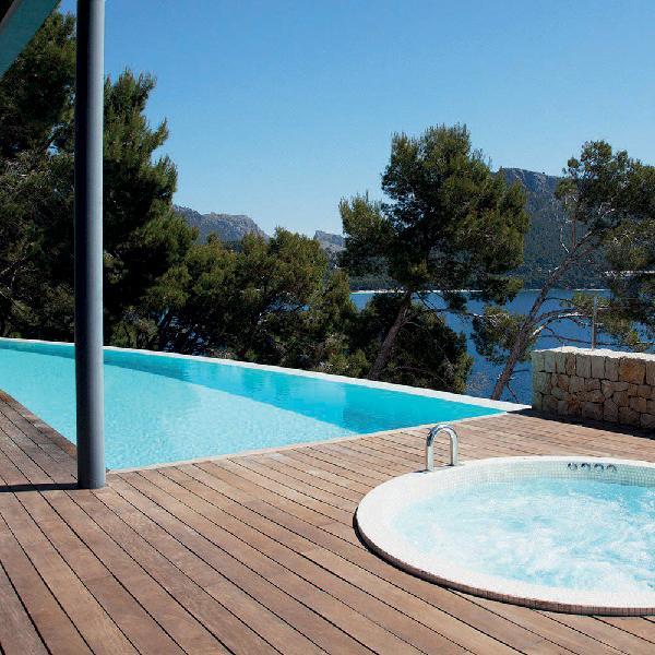lame terrasse ipe 2 peignes 21x145mm 6 10m. Black Bedroom Furniture Sets. Home Design Ideas