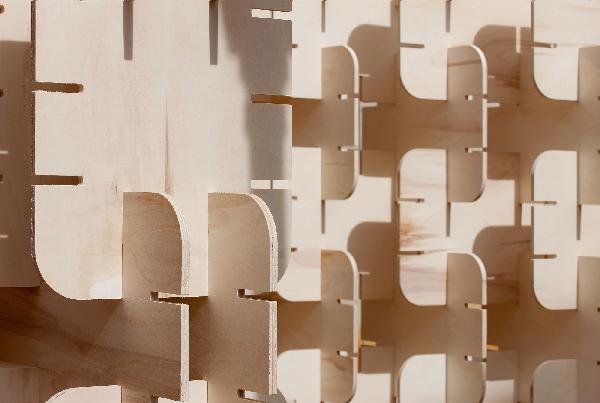 Panneau contreplaqué twin okoumé intérieur 18x2500x1220mm