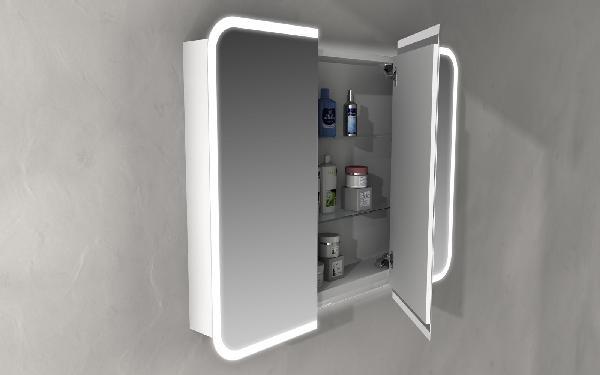 Armoire de toilette 95x70cm