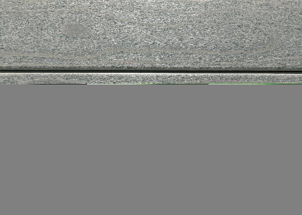 Lame terrasse accoya gris lisse à clipser 20x145mm 4,80m
