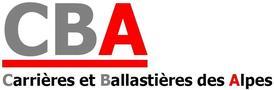 CARRIERES/BALLAST.DES ALP